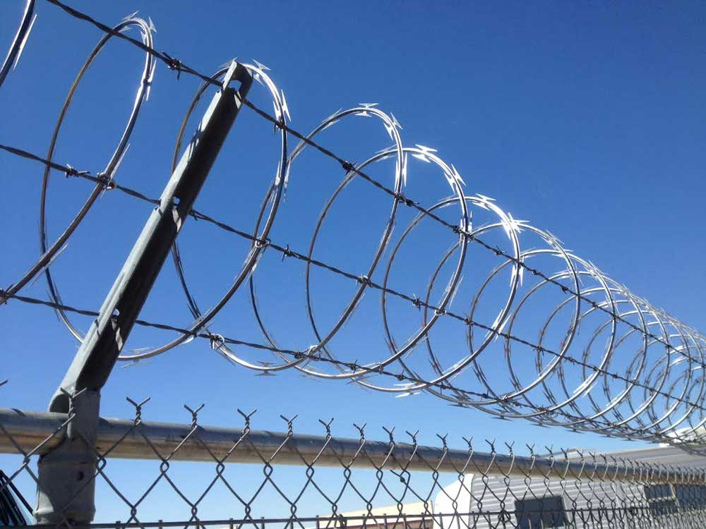Barb Wire Fence Adelaide - WIRE Center •